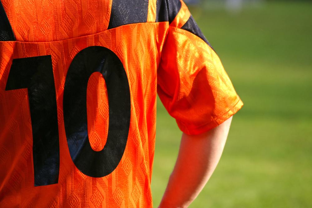 サッカーにおける背番号の役割とは?詳しく解説