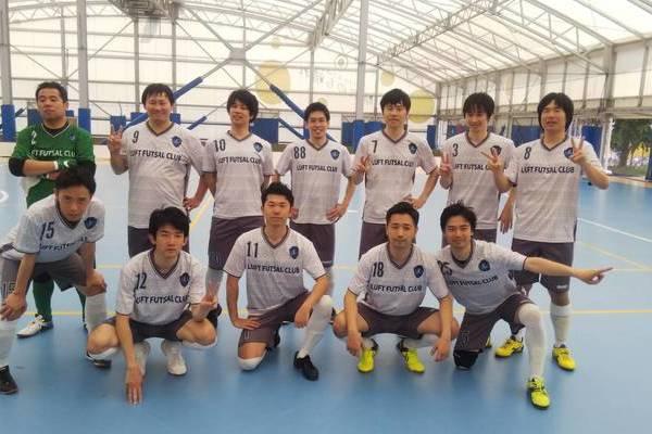 チーム「LUFT – フットサルクラブ」様のサムネイル