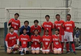 チーム「FC Rosso」様
