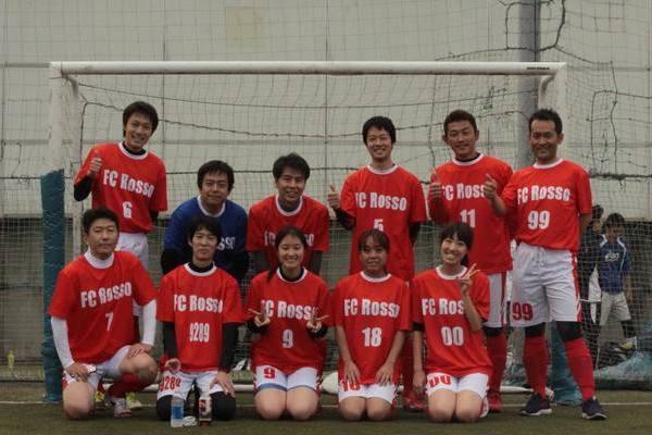 チーム「FC Rosso」様のサムネイル